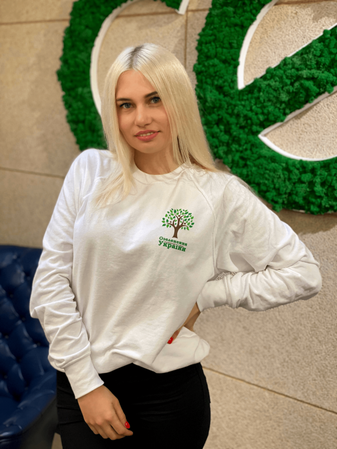 Юлія Бичай Озеленення