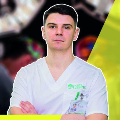 Олександр Ломпас — «Хірург має бути готовим до будь-якого розвитку подій, адже на ньому відповідальність за життя пацієнта»