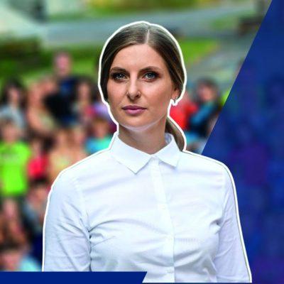 Мар'яна Вершиніна — «Об'єднання людей навколо важливих проєктів — мій головний вектор діяльності»